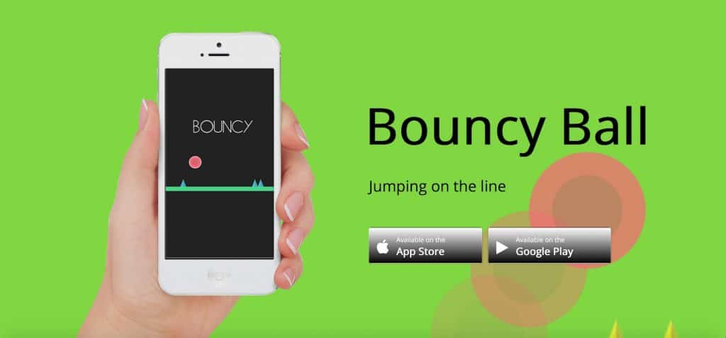 bouncy ball app
