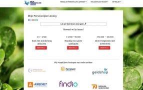 mijn persoonlijke lening adverteren blog